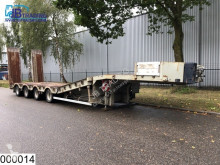 Kaiser Lowbed 72000 kg, B 2,74 mtr, Loading floor height adjustable, Lowbed