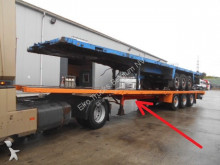 Stas flatbed semi-trailer