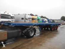 Pacton flatbed semi-trailer