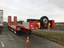 semiremorca transport utilaje Kässbohrer