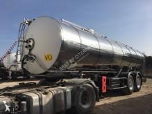 semirimorchio cisterna trasporto alimenti Maisonneuve