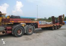 semirimorchio trasporto macchinari De Angelis