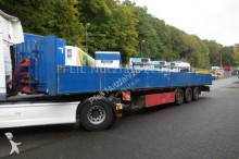 Krone SDP 27- Baustoffauflieger-verbreiterba