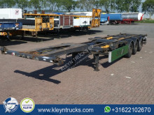 trailer onbekend SPLIT CHASSIS 2-1