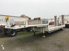 Nicolas heavy equipment transport semi-trailer