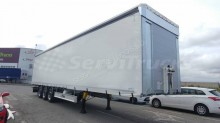 Fliegl tarp semi-trailer