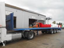 Zremb flatbed semi-trailer