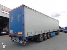Kaiser Tautliner Porte-Bobine 3 essieux semi-trailer