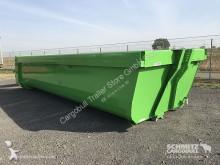 trailer Schmitz Cargobull Kipper Stahlrundmulde