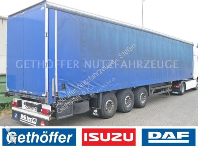 Schmitz Cargobull Getränke Spezialaufl. Orten SafeServer K+G tec semi-trailer