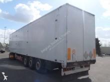 semi remorque Schmitz Cargobull 92 m3 fond mouvant