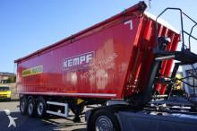 semi remorque benne Kempf