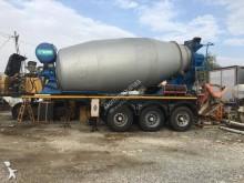 semiremorca betoniera cu rotor/ Malaxor Yeksan