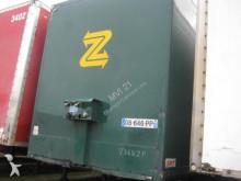 Trouillet box semi-trailer