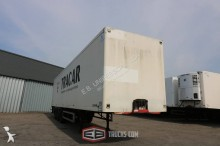 Montenegro insulated semi-trailer