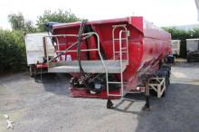 MOL K812F - ALU - GEISOLEERD semi-trailer