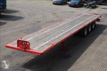 Trailor Open 2 x 20ft 3-assig semi-trailer