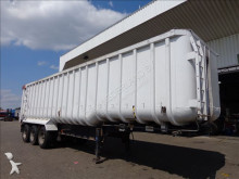 General Trailers Alu box / Steel chassis 3-Assige 50 m3 semi-trailer