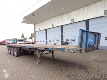 Van Hool open 3-as Full steel semi-trailer