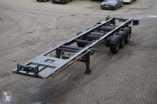 Van Eck Chassis 3-assig semi-trailer