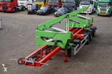 n/a Side loader 2016 3-assig stuuras NL Kenteken! semi-trailer