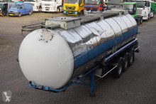Van Hool Tank RVS 28.000LTR 3-assig ADR ABS semi-trailer