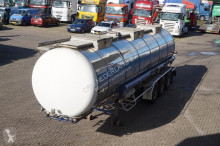 semirimorchio LAG Tank RVS 30.000LTR 3-assig liftas