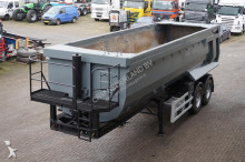 GSH Kipper staal 36m3 2-assig semi-trailer