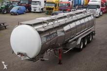 n/a Tank RVS 37.255LTR(ADR) 3-assig waarvan 1 gestuurde as semi-trailer