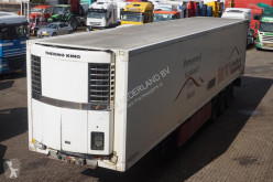Gray & Adams mono temperature refrigerated semi-trailer