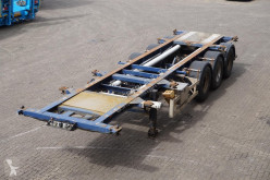 trailer Desot Container chassis 3-assig 20,30ft ADR