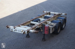 trailer Samro Container chassis 2-assig 20ft