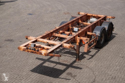 trailer Schwarzmüller Container chassis 2-assig/ 20ft