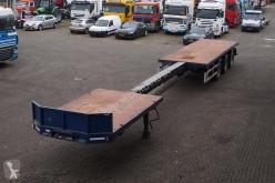 trailer Dennison Open 3-assig Uitschuifbaar 6.10m