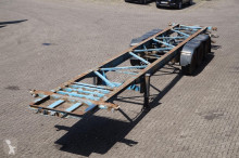 trailer Van Hool chassis 3-assig/ 40ft