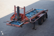 Renders tipper container chassis 2-assig/kiepcontainer chassis/20ft semi-trailer