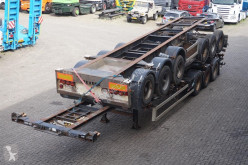 semi remorque Stevens Container chassis 3-assig/ 40,30,2x20,20ft