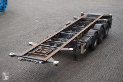 semirimorchio Stevens Container chassis 3-assig/liftas/30,20ft