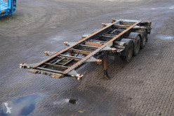 semiremorca Stevens Container chassis 3-assig/30,20ft/ liftas