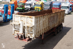 Stas Kipper 50m3 3-assig steel box semi-trailer