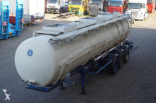 semi remorque LAG Tank RVS 30.000LTR 3-assig/full steel