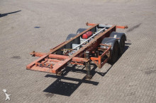 MOL Container chassis 2-assig/20ft semi-trailer