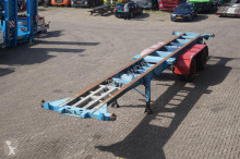 Fruehauf Container chassis 3-assig 40ft/full steel semi-trailer