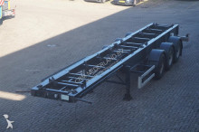 semi remorque Stas Chassis 3-assig/liftas