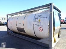 semi remorque Van Hool 23.000L/20FT,1-comp., top-discharge, L4D, UN Portable T14