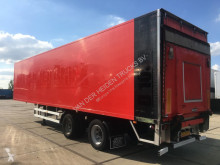 Burg BPO 12-20 GRNXX / DHOLLANDIA / LIFT - STEERING AXLE / 1190x250x238 semi-trailer