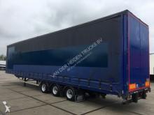 trailer Van Eck ST-3LN / VOLUME / ROLBANNEN / L1360W249H303