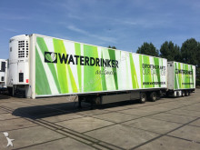 Burg BPO 12-20 GRNXX / THERMO KING + AANHANGWAGEN / LZV KOEL-COMBINATIE semi-trailer