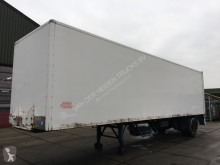 Groenewegen DRO 10 10B / CITY-TRAILER / DHOLLANDIA LIFT semi-trailer