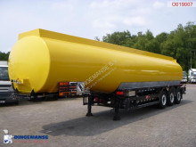 Cobo Fuel tank 45 m3 / 6 comp + pump semi-trailer